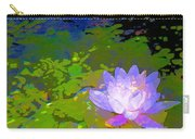 Pond Lily 29 Carry-all Pouch