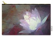 Pond Lily 32 Carry-all Pouch