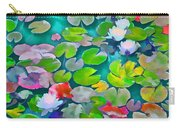 Pond Lily 5 Carry-all Pouch