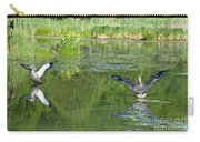 Pond Pairs Dancing Carry-all Pouch