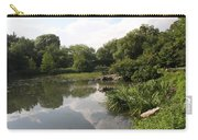 Pond Reflection - Central Park Carry-all Pouch