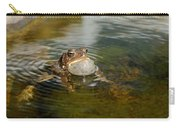 Pond Song Carry-all Pouch