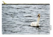 Pond Swan Carry-all Pouch