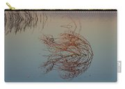 Pond Weed Reflections Carry-all Pouch