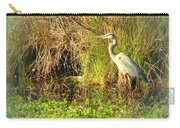 Pond Wildlife Carry-all Pouch