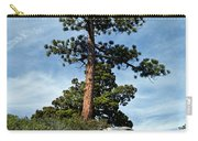 Ponderosa Pine And Granite Boulders Carry-all Pouch