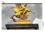 Pont Alexander IIi Fragment In Paris Carry-all Pouch