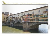Ponte Vecchio - Florence Carry-all Pouch
