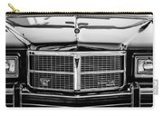 Pontiac Grand Ville Grille -0332bw Carry-all Pouch
