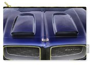Pontiac Hood Carry-all Pouch