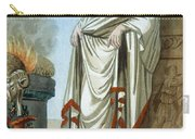 Pontifex Maximus, Illustration Carry-all Pouch