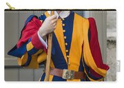 Pontifical Swiss Guard Carry-all Pouch