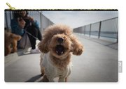 Poodle Dog Carry-all Pouch