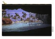 Pool And Palms Carry-all Pouch