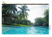 Pool Panorama Carry-all Pouch