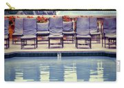 Pool With Views Of The Ocean Carry-all Pouch