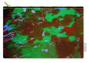 Poolwater Abstract Carry-all Pouch