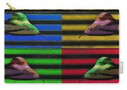 Pop Art Pears Carry-all Pouch