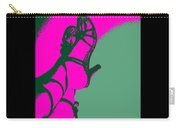 Pop Art Shoes In Pink Carry-all Pouch