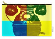 Pop Art Vintage Telephone 1 Carry-all Pouch