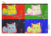 Pop Kitty Carry-all Pouch