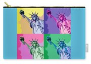 Pop Liberty Carry-all Pouch by Delphimages Photo Creations