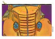Pop Old Truck Carry-all Pouch
