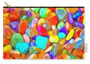 Pop Rocks Abstract Carry-all Pouch