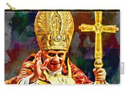 Pope Benedict Carry-all Pouch
