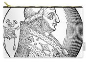 Pope Gregory II (d Carry-all Pouch