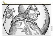 Pope Innocent Viii (1432-1492) Carry-all Pouch