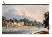 Popes Villa At Twickenham, 1828 Carry-all Pouch