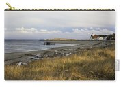 Popham Beach On The Maine Coast Carry-all Pouch