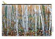 Poplar Art Carry-all Pouch