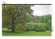 Poplar Tree In The Valley Carry-all Pouch