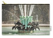 Popp Fountain In City Park New Orleans Carry-all Pouch