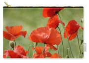 Poppies 1 Carry-all Pouch