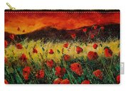 Poppies 68 Carry-all Pouch