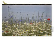 Poppies Et Al V Carry-all Pouch