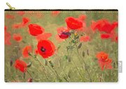 Poppies Viii Carry-all Pouch