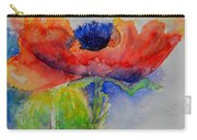 Poppy 1 Carry-all Pouch