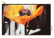 Poppy Art Poster Print Carry-all Pouch