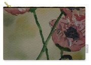 Poppy Breeze A Carry-all Pouch