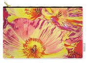 Poppy Extravaganza Carry-all Pouch