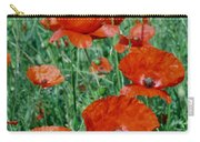 Poppy Field 2 Carry-all Pouch
