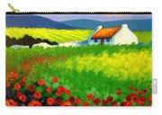 Poppy Field - Ireland Carry-all Pouch