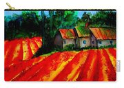 Poppy Field  Sold Carry-all Pouch