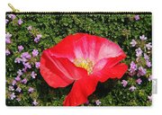 Poppy On Thyme  Carry-all Pouch