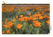 Poppy Perfection Carry-all Pouch