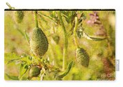Poppy Pods Carry-all Pouch